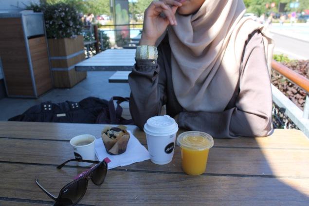 petit mc café car il n'y a pas de starbuck :(
