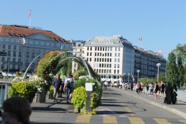 Rolex in Geneva