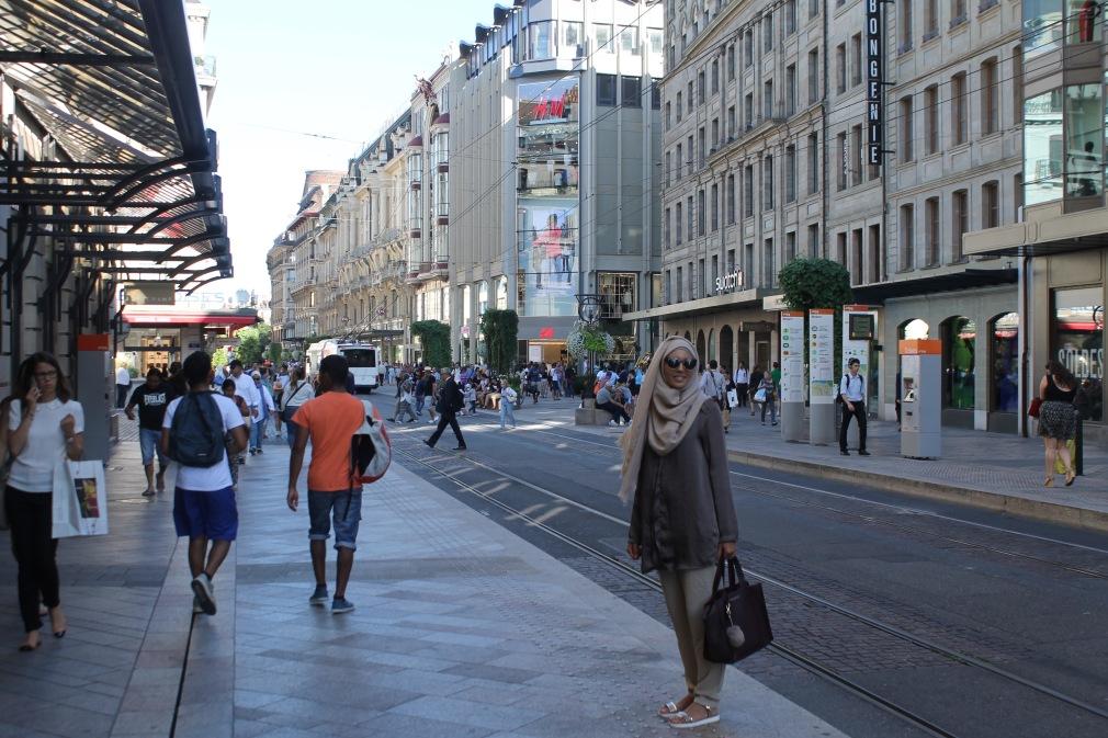 Genève centre