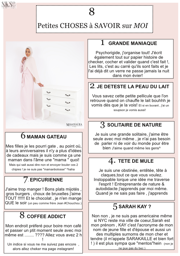 8 choses à savoir sur moi -page001